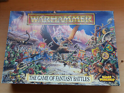 Warhammer Fantasy Starterset  The Battle for Maugthrond Pass