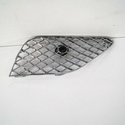 Bentley Continental Gt Right Bumper Chrome Grill 2015 +