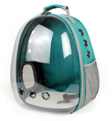Astropet Jelly series Pet Cat Backpack - Green