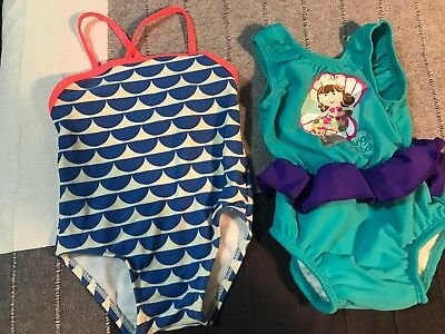 Swimming Costume Baby Girl Sz 000/00 Country Road Bright Bots Cotton On