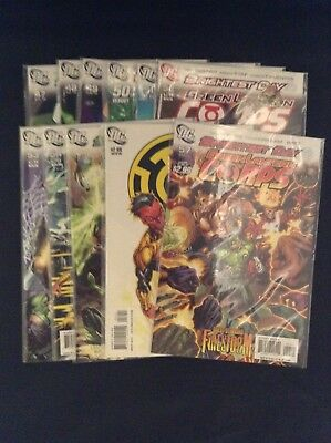 Green Lantern Corps #47-57 2010 Complete Brightest Day Tie-in