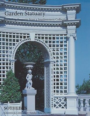 GARDEN STATUARY: A SW collection, Greenwich, Connecticut, USA AUCTION CATALOGUE