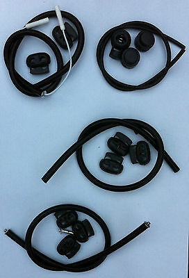 Conductive Rubber Loops. Tens, Estim, to suit Various fittings from £5.99