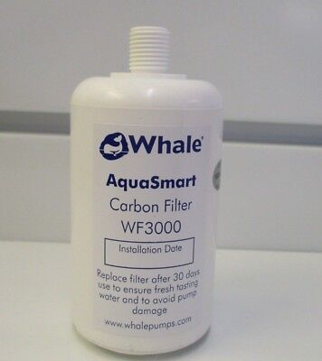 Whale Aquasmart Replacement Water Filter - Caravan / Motorhome / Boat
