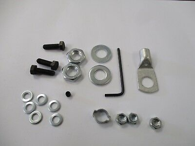 Washer & Nut Pack for Euro Torch Conversion, Machine Adaptor Kit - Mig Welding