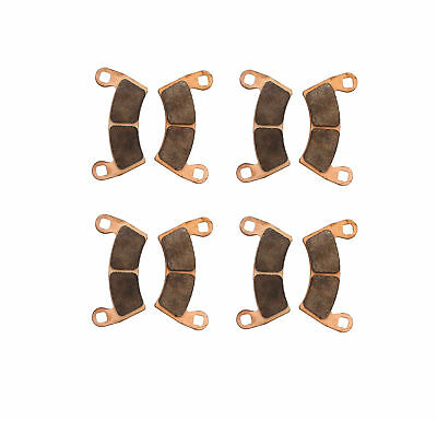 FRONT /& REAR BRAKE PADS FITS POLARIS RZR XP 1000 2014-2017