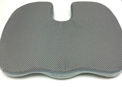 Aylio Coccyx Back Orthopedic Support Sciatica Foam Seat Chair Cushion Pillow