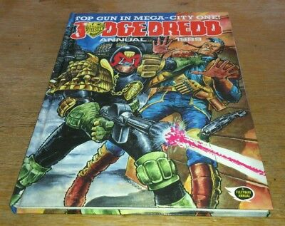 Judge Dredd Annual 1989