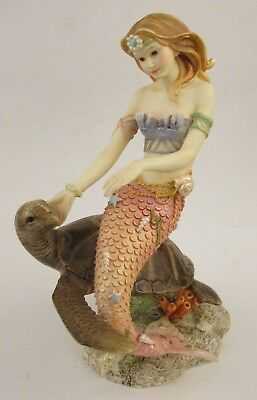 Syren Of The Sea Tory Mermaid Figurine Munro Enterprises 2004