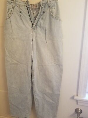 vintage guess jeans size 28 acid washed marcano short inseam