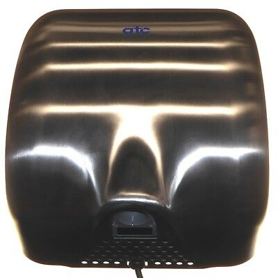 Automatic Hand Dryer For Pubs Clubs Public Toilets Brushed Metal ATC Z2281M New