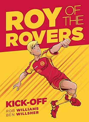 Roy Of The Rovers: Kick-Off Comic 1