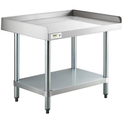 """24"""" x 30"""" Stainless Steel Table Commercial Heavy Equipment Mixer Grill Stand"""