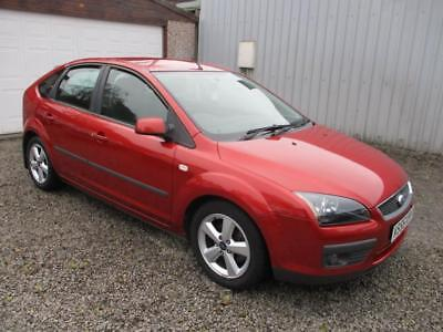 2005 Ford Focus 1.6 Zetec 5dr [Climate Pack] ## FSH   IMMACULATE ## 5 door Ha...