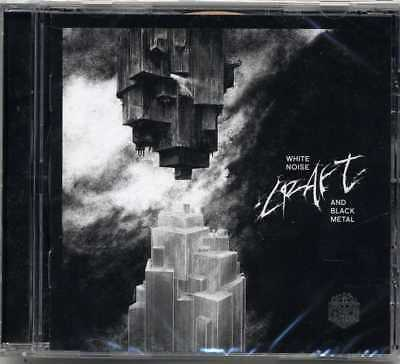 """Craft  """"White Noise And Black Metal"""" Album Cd New Sealed"""