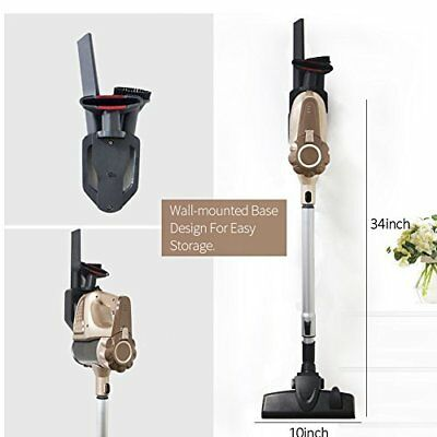 TINTON LIFE Cordless Rechargeable Lightweight Handheld Stick Vacuum Cleaner