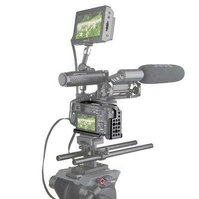 SmallRig 1661 CameraCage with cold Shoe threaded for Sony A6500/A6300/A6000