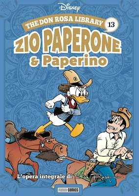 The Don Rosa Library 13 Zio Paperone E Paperino - Fumetto Disney - Italia- Nuovo