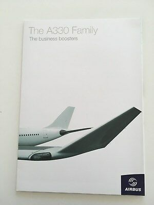 Brochure AIRBUS A330 Family