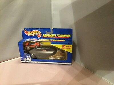 Hot Wheels Pavement Pounders - Never Opened- package in very good condition