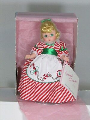 Madame Alexander doll Lil Christmas Candy 100348