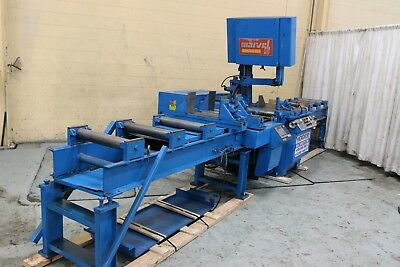 """18"""" X 20"""" Marvel Model #81A Vertical Saw/new Control: Stock #69552"""