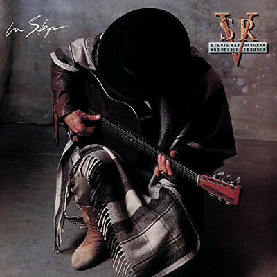 Stevie Ray Vaughan & Double Trouble In Step MOV 180gm vinyl LP NEW/SEALED