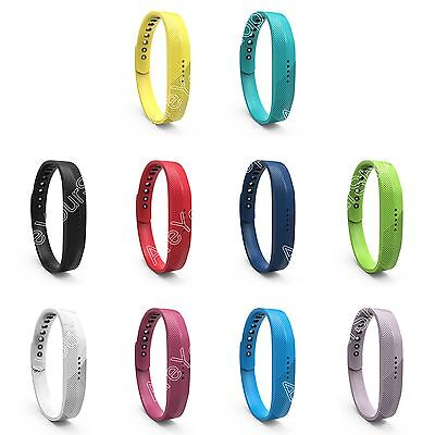 Silicone Wrist Band Strap Holder For Smart Watch Flex 2 Bracelet With Buckle S1