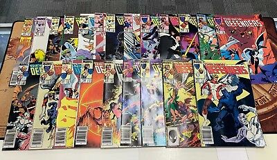 The New Defenders RUN LOT 131-152 Last Issue 131 132 133 134 135 136 137... *17