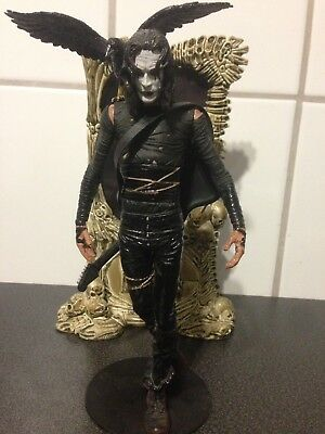The Crow ( Eric Draven ) 12 inch Figur McFarlane Toys Movie Maniacs