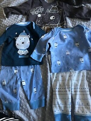 Baby Boy Christmas Winter  Bundle Age First size Newborn (up to 1 month)