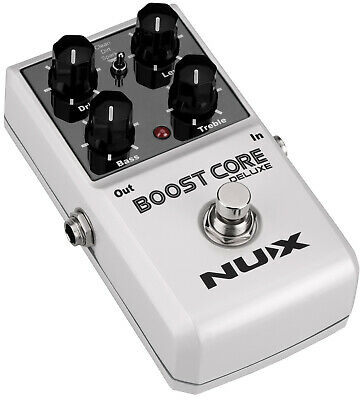 NUX NUX Boost Core Deluxe Pedal NEW