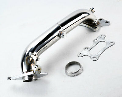 Stainless Performance Exhaust Manifold Header for Honda Civic 06-11 1.8L SOHC