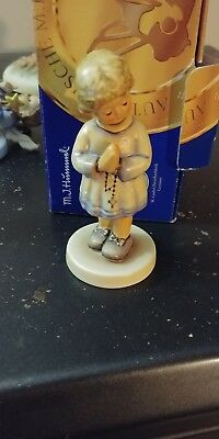 Hummel #1315 Peaceful Blessings 4 5/8 Inch Tall Mint In Box