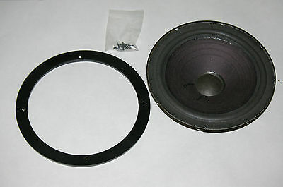 8 Inch Woofer From Advent 6002 Speaker