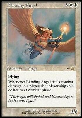 Serra Angel MRM FR//VF 4x Ange de Serra MTG magic 4ED