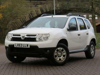 2013 63 Dacia Duster 1.5 Ambiance Dci 4Wd 5D 109 Bhp Diesel