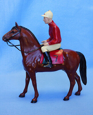 Hartland The Jockey and Bay Race Horse - 1950s only