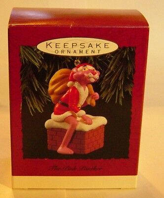 "Hallmark Keepsake 1993 ""The Pink Panther"" (NIB)"