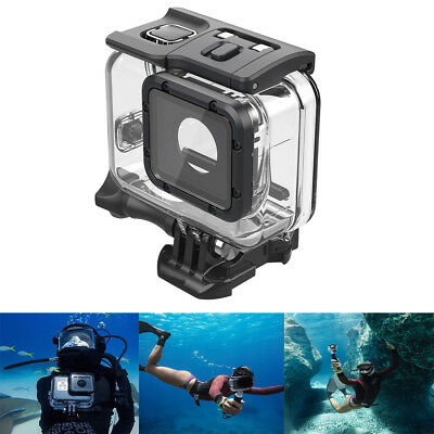 For GoPro Hero 5 6 7 Black Camera Accessories 40m Diving Waterproof Housing Case