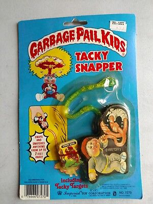 Garbage Pail Kids Tacky Snapper NOS Marty Mouthful New 1985 (#5)