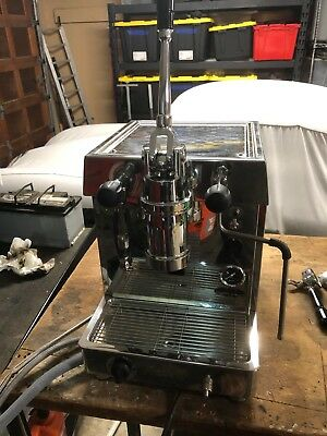 Fracino FCL1 / Semi-Auto Lever Espresso Machine Propane or Electric
