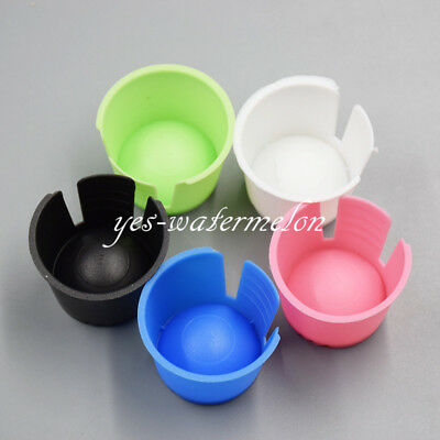 20 Pcs Dental Plastic Dappen Dish Acrylic Container Prophy Disposable 5 Color