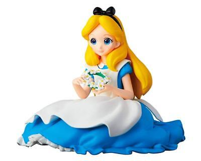 Banpresto Disney Characters Crystalux Alice In Wonderland Limited Japan