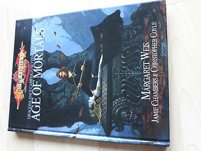 D&D Dragonlance Campaign Setting Companion-Age of Mortals- Wizards of the Coast