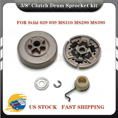 "NEW 3/8""Clutch Drum Sprocket for STIHL 029 039 MS290 MS310 MS390 1127 160 2051"