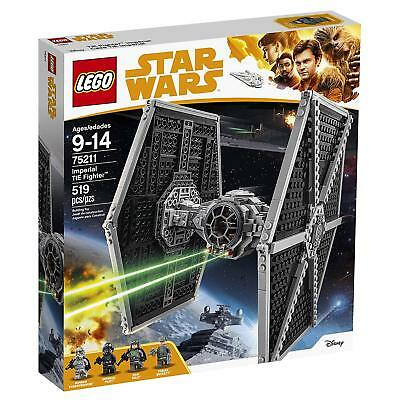 NEW Sealed! LEGO Star Wars Imperial TIE Fighter 2018 (75211)