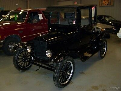 1925 Ford Model T DOCTORS COUPE 2DR ENCLOSED FULLY RESTORED PERFECT WOOD NICE ALL STEEL 4CYL ELECTRIC STARTER CLOTH RUNS GOOD VERY NICE QUALITY ORG COND