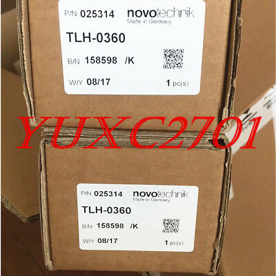 New Novotechnik TLH360 Position Transducers TLH-0360