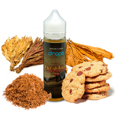 E-LIQUID DROPS FAUTO´S DEAL 50 ML (BOOSTER) 00 mg